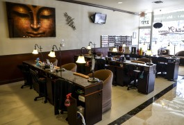 wilton manors nail salon